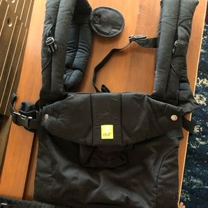 LILLE Baby carrier Black perfect condition